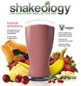 Shakeology Tropical Strawberry