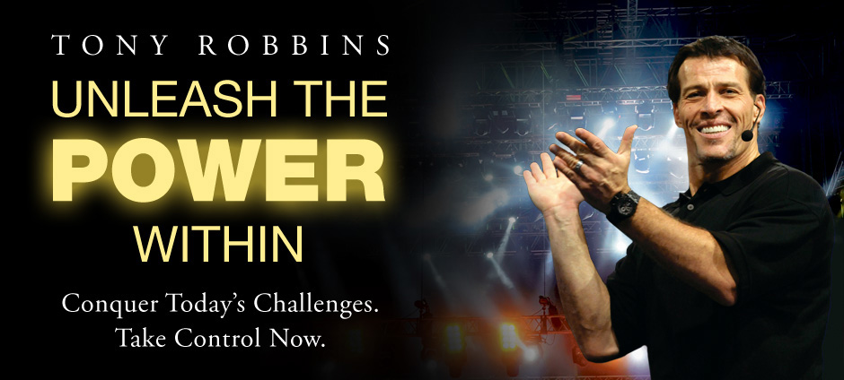 Unleash The Power Within Tony Robbins