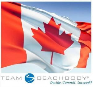 Team Beachbody Canada