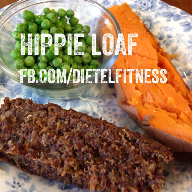 Hippe loaf from forks over knives